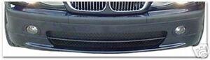 BMW-E46-FRONT-BUMPER-LICENSE-PLATE-DELETE-MOLDING-STRIP
