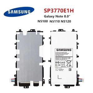 Batterie Samsung Galaxy NOTE 8.0 - SP3770E1H - N 5100 / N 5110