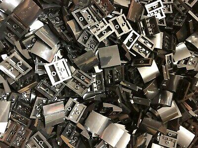 LEGO® 100 Stück Bausteine Basic Dachstein Schwatz  Slope 1x1 54200 Neuware