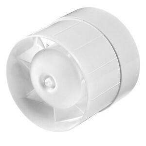 Inline estrattore bagno ventilatore con timer 100mm - Estrattore bagno ...