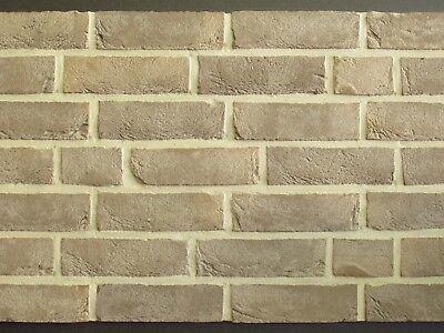 Klinker Selbstlos Handform-verblender Wdf Bh887 Grau Nuanciert Klinker Vormauersteine