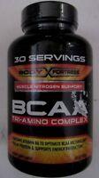 Body Fortress Bcaa Tri-amino Complex Softgels, 60 Count