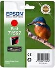 Cartucho Epson tinta roja Stylus Photo R2000