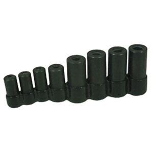 Lisle-70500-8-Piece-1-4-034-amp-3-8-034-Drive-Tap-Socket-Set