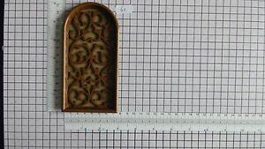 DUTCH-CLOCK-PART-LARGE-PLASTIC-FRETWORK-WINDOW-WARMINK-CLOCKS