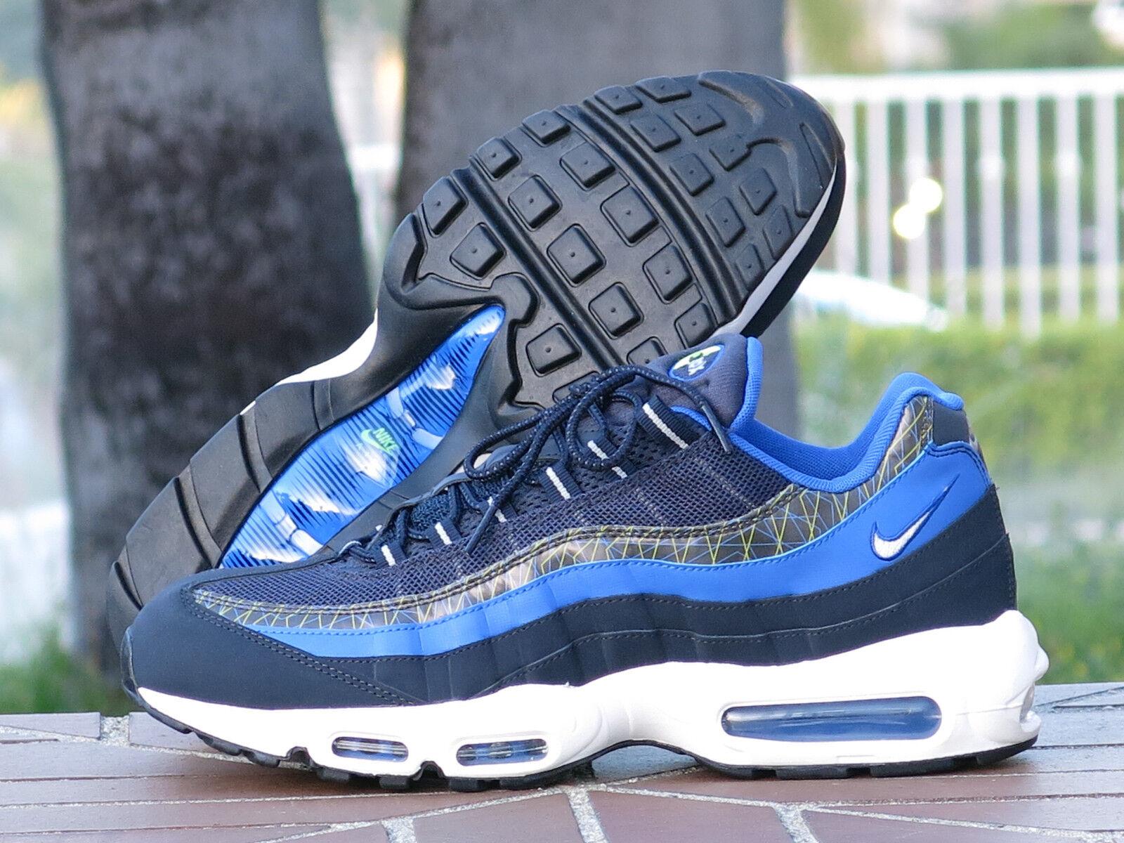 Nike air max 95 premio uomini uomini premio corre, la formazione delle scarpe 538416-443 sz 11 cd98a7