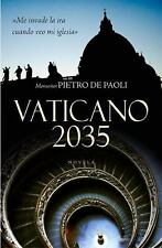 Vaticano 2035 (Spanish Edition)-ExLibrary