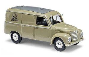 Busch-51207-HO-1-87e-Framo-V901-2-Bestelwagen-034-Goldene-Ahre-034