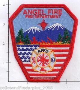 NUEVO-MEXICO-ANGEL-FIRE-NM-FIRE-DEPT-Parche-V1