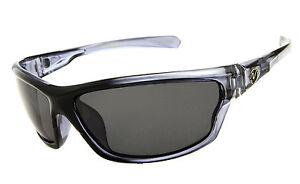 l'atteggiamento migliore 37188 4e7ff Dettagli su Nitrogen Polarizzati Occhiali da Sole Avvolgenti da Uomo UV  Protect -