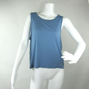 Victoria-039-s-Secret-Sport-Women-039-s-Tank-Top-Sleeveless-Scoop-Neck-Stretch-Size-L
