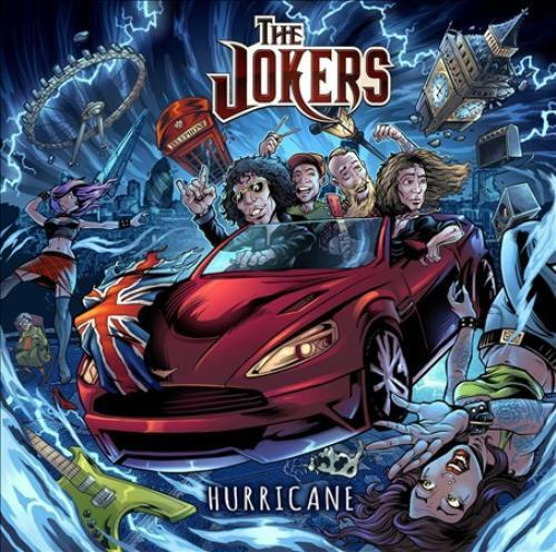 THE JOKERS - HURRICANE NEW CD
