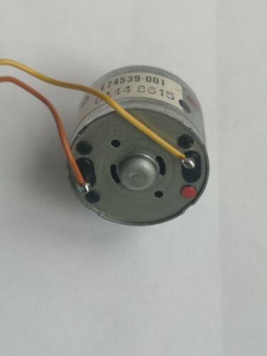 JVC E74539-001B  Dc Motor tested working good