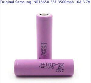Batteria litio ricaricabile Samsung INR 18650 35E 3500mAh