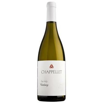 Chappellet Signature Napa Chardonnay 2015 (90 Points) ** 3 Bottles **
