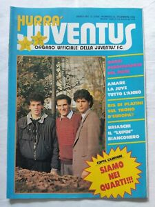 HURRA-039-JUVENTUS-N-12-DICEMBRE-1984-PAOLO-ROSSI-MICHEL-PLATINI-GRASSHOPPERS
