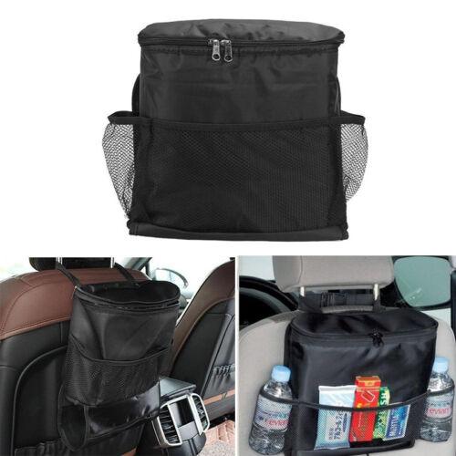 AUTO Accessories Car Seat Back Multi-Pocket Insulation Storage Bag Organizer New