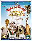 Wallace And Gromit - A Matter Of Loaf And Death (Blu-ray, 2009)
