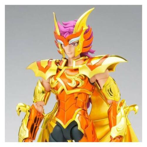 LIMITED EDITION SEALED SCYLLA IO SAINT SEIYA MYTH CLOTH EX