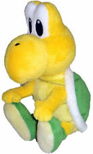 "NEW AUTHENTIC Super Mario Bros - 5"" Koopa Troopa Plush Doll by Little Buddy"