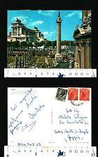 ROMA (RM) - MONUMENTO A VITTORIO EMANUELE II E COLONNA TRAIANA - 51258