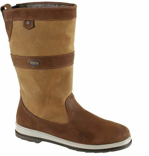 Womens Dubarry Ultima Leather Sailing Boot 2019 - Free Cleaner & Predector