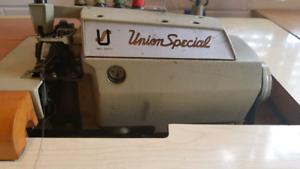Union Special Industrial Overlocker