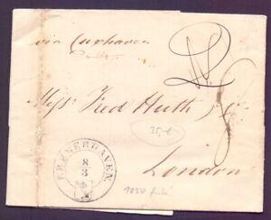 Frueher-Vorphilabrief-von-1850-mit-Schluesselstempel-Bremerhaven-nach-London-781