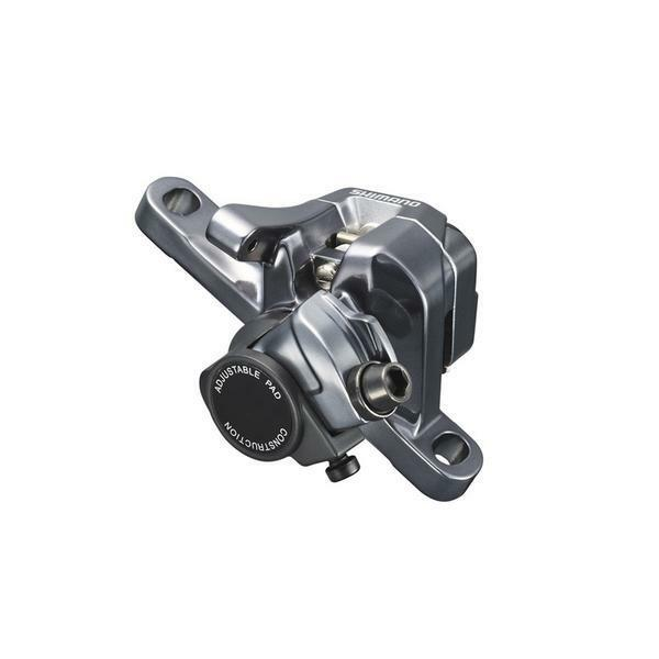 Shimano Cyclocross BR-CX77 Mechanical Disc Brake Bike Caliper Front or Rear