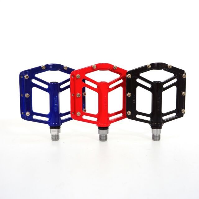 WELLGO MG7 MG 7 Bike Pedals MTB Magnesium Cycling Pedals Sealed Bearing Gold