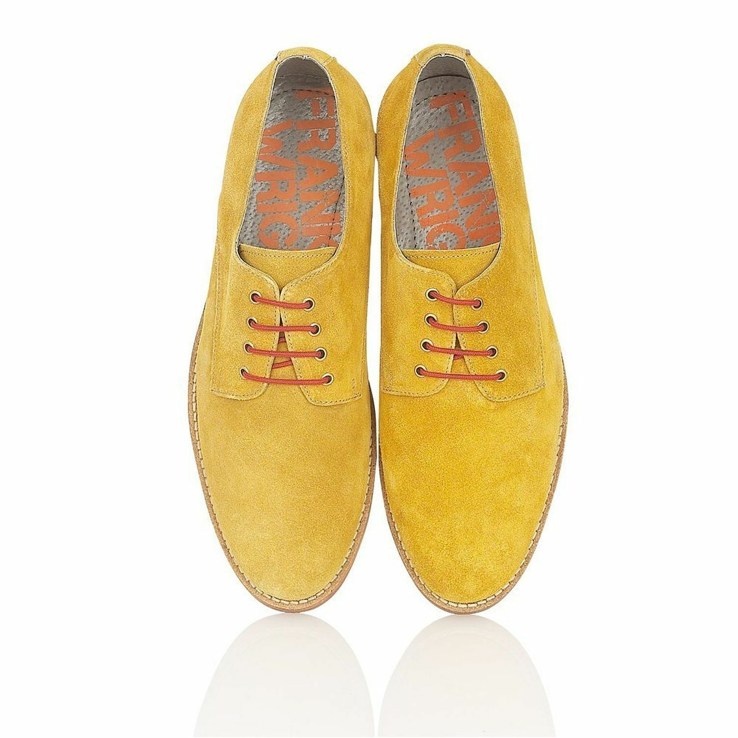 Frank Wright Dodd Curry Casual shoes