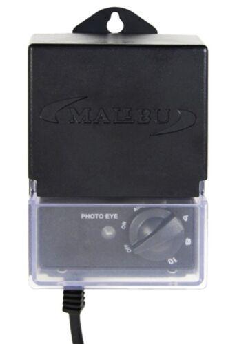 Photo Eye Sensor and Timer Malibu 45 Watt Low Voltage Transformer