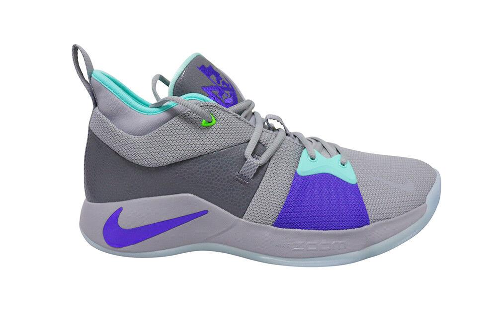 Uomo Nike Pg 2 - - - AJ2039002 - Platino Puro Neo Turchese | Sensazione piacevole  | Scolaro/Ragazze Scarpa  1ea9d1