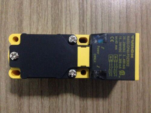 1PC NEW TURCK NI40U-CP40-FDZ30X2