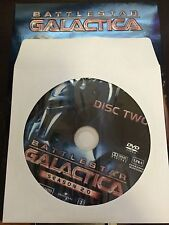 Battlestar Galactica - Season 2.0, Disc 2 REPLACEMENT DISC (not full season)