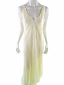 Kookai Women's Dress EU 42 UK 14 US 12 ivory flowers floral