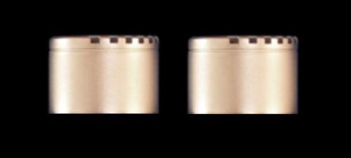 Peluso CK-21SP Matched Pair Wide//Sub Cardioid Capsules for use wCEMC6 Microphone