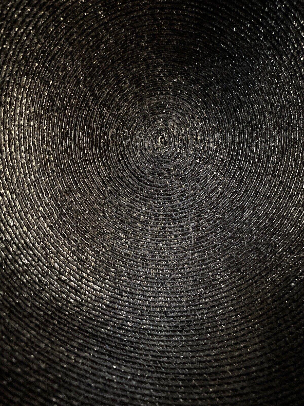 Vintage Amen Wardy Large Hat ! 1980's Large Brim … - image 8