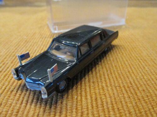 """Praline H0 Cadillac Fleetwood Präsidenten Limousine /"""" Beast /"""""""