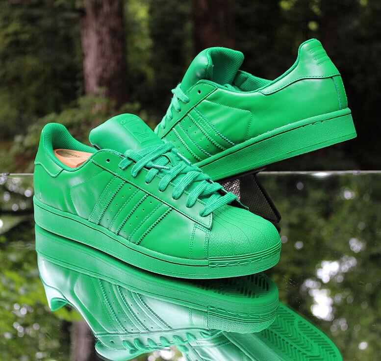 Mens 9 Adidas Superstar Supercolor Pack