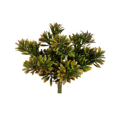 "Swirl Grass 17/"" Artificial Greenery Silk Indoor Fake Centerpieces Decorations"