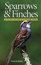 Sparrows and Finches of the Great Lakes Region and Eastern North-ExLibrary