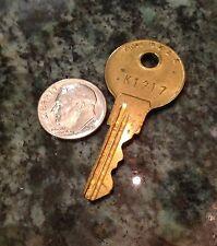 New Kennedy Tool Box Lock Key K 1217 Shop Machine Machinist Chest Bridgeport