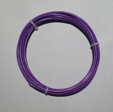 12 Awg Mil Spec Wire Type E Violet Ptfe Stranded Silver Plated Copper 10 Ft