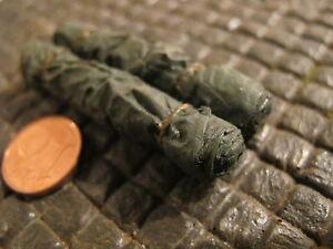 1 Bâche rôle pélerine deco accessoires WWII Modélisme RC Tank camion chute de matières 1/16  </span>
