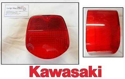 Vetro fanale posteriore glass taillight KAWASAKI KZ400 B1 B2 23026-033 originale