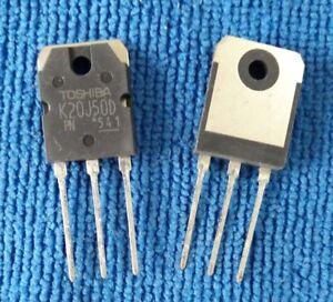 5PCS-TK20J50D-K20J50D-Toshiba-Mosfet-20A-500V-N-Channel-TO-3P-ORIGINAL
