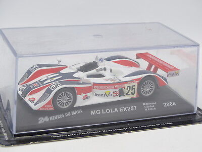 Ixo Presse Collection Le Mans 1//43 MG Lola EX257 2004