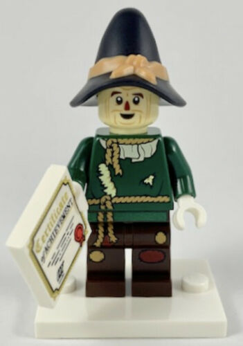 Collectible Minifigure New LEGO Movie 2 Series Scarecrow