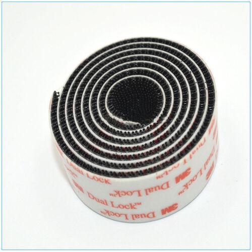 Type 250 Practical Dual Lock SJ3550 Black VHB Mushroom Adhesive Fastener Tape